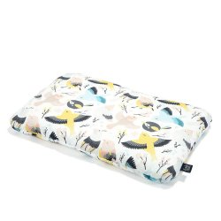 Poduszka Bed Pillow, Cute birds, La Millou