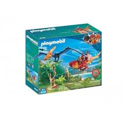 Playmobil 9430, Helikopter z pterodaktylem