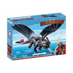 Playmobil 9246, Dragons, Czkawka i Szczerbatek