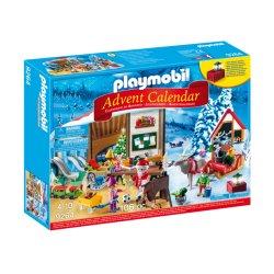 Playmobil 9264, Kalendarz adwentowy Pracownia Świętego Mikołaja