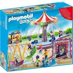 Playmobil 9482, Wesołe miasteczko