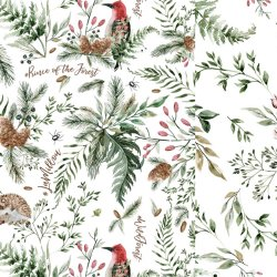 Pościel M, Forest, Forest blossom, La Millou