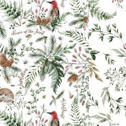 Pościel L, Forest, Forest blossom, La Millou
