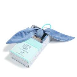 Thermo bunny Velvet, Dove Blue, La Millou