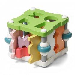 Cubika Sorter mały kwadratowy