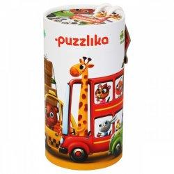 Cubika Puzzle Puzzlika Auta