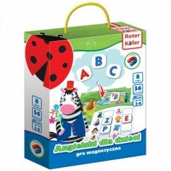 Magnetyczna gra Angielski dla dzieci, Roter Kafer