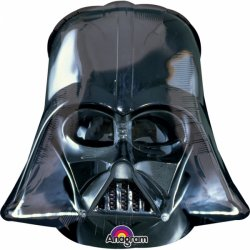 Darth Vader Balon Foliowy Star Wars - Gwiezdne Wojny
