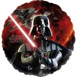 Balon Foliowy Star Wars - 43 cm