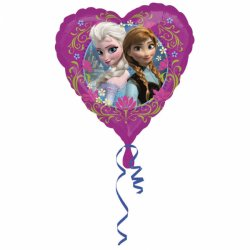 Balon Foliowy Frozen Love - 43 cm