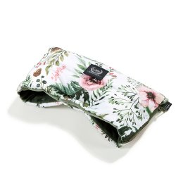 Mufka Aspen Winterproof, Wild blossom, Khaki, La Millou