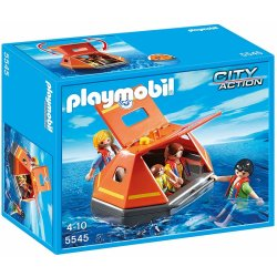 Playmobil 5545, Tratwa ratunkowa, Playmobil City Action