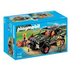 Playmobil 5558, Przygoda z samochodem terenowym, Playmobil Wild life