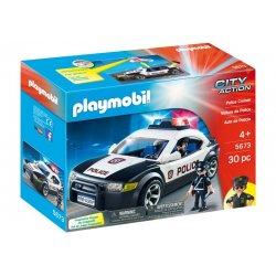 Playmobil 5673, Samochód Policyjny
