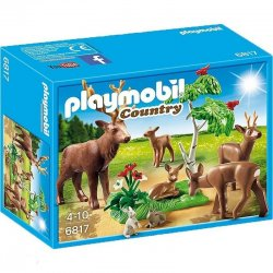 Playmobil 6817, Rodzina jeleni, Playmobil Country