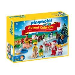 Playmobil 9009, Kalendarz adwentowy Święta w gospodarstwie rolnym