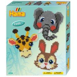 Hama 3241- Zwierzaki - Koraliki midi