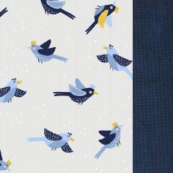 Królik Velvet, Hello world birds, Royal Navy, La Millou