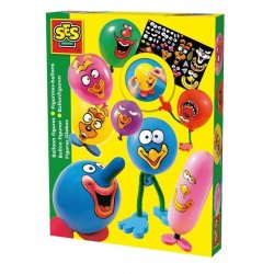 Balonikowe figurki, zabawka kreatywna, SES Creative