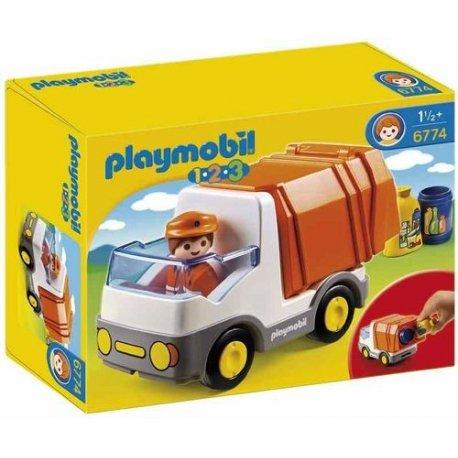 Playmobil 123 Śmieciarka