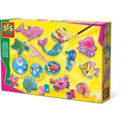 Odlew Gipsowy, Figurki z oceanu, SES Creative