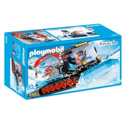 Playmobil 9500, Rartrak, Family Fun