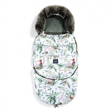 Śpiworek Stroller Bag Aspen winterproof, Forest, Khaki, La Millou