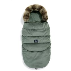 Śpiworek Stroller Bag Aspen winterproof, Khaki, La Millou