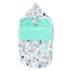 Śpiworek Stroller Bag S - La Millou Family vol II, opal