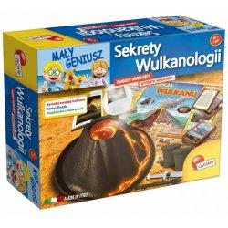 Lisciani P45457 - Mały Geniusz Sekrety Wulkanologii