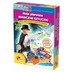 Lisciani PL78229 - Moje pierwsze magiczne sztuczki - Książeczki I'm a genius