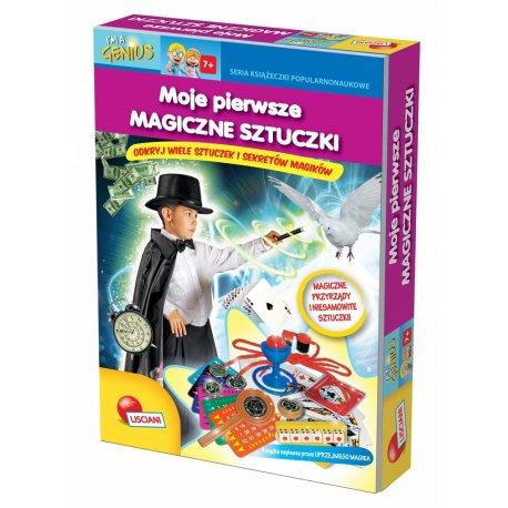 Moje pierwsze magiczne sztuczki, I'm a genius, Lisciani PL78229