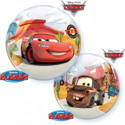 Balon Disney PIXAR McQueen & Mater Qualatex - 56 cm