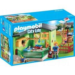 Playmobil 9276 - Pensjonat dla kotów, seria City Life