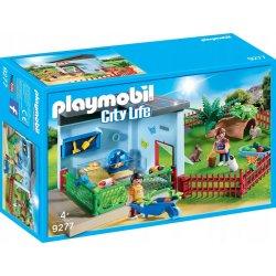 Klocki Playmobil 9277 - Pensjonat dla małych zwierząt - City Life