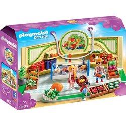 Playmobil 9403 - Sklep ze zdrową żywnością