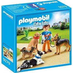 Playmobil 9279 - Trener psów