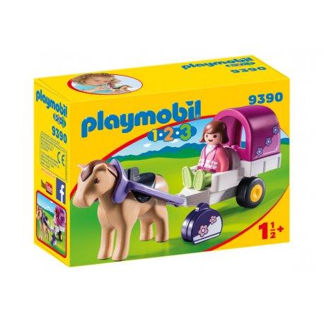 Playmobil 9390 - Kareta 1.2.3.