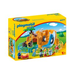 Playmobil 9377 - zoo, seria 1.2.3.