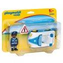 Playmobil 9384 - samochód policyjny