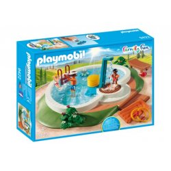 Playmobil 9422 Basen z prysznicem - Family Fun