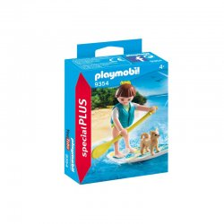 Playmobil 9354 - Stand up paddling, Super plus