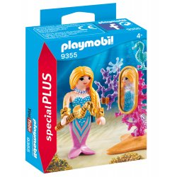 Playmobil 9355 - Syrenka, Super Plus