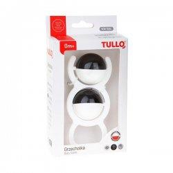 Kontrastywna grzechotka kule - Tullo 152