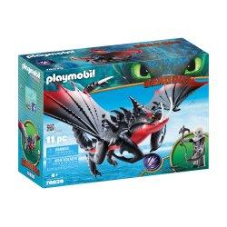 Playmobil 70039 - smok Śmierciozaur i Grimmel