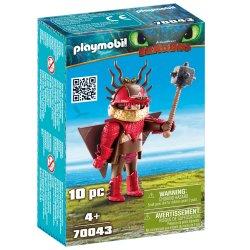 Playmobil 70043 - Sączysmark w zbroi do latania