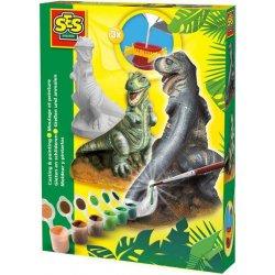 Odlew Gipsowy 3D - Figurka T-rexa