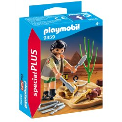 Playmobil 9359 - archeolog