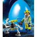 Playmobil 9416 - Space agent z robotem
