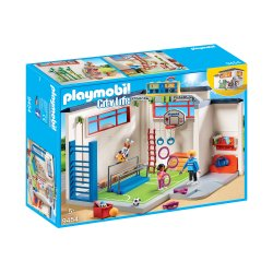 Playmobil 9454 - sala gimnastyczna